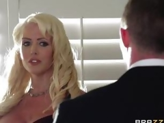 Cheating MILF Alura Jensen steals her daughters stud