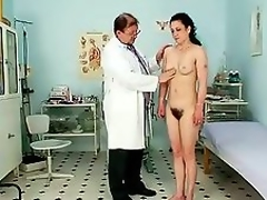 Mature Helena gradual love tunnel exam