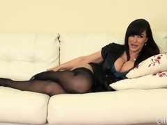 Superficially talented performer Lisa Ann is blowing minds away