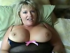 Sexy Curvy Mature Group-fucked