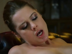 European matured MILF sucks young ladies'