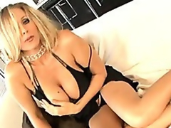 Julia Ann rendition some darksome guy